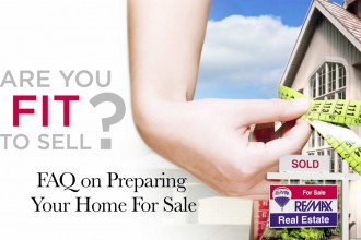 """RE/MAX """"Fit to Sell"""" Series – FAQs of Home Staging"""